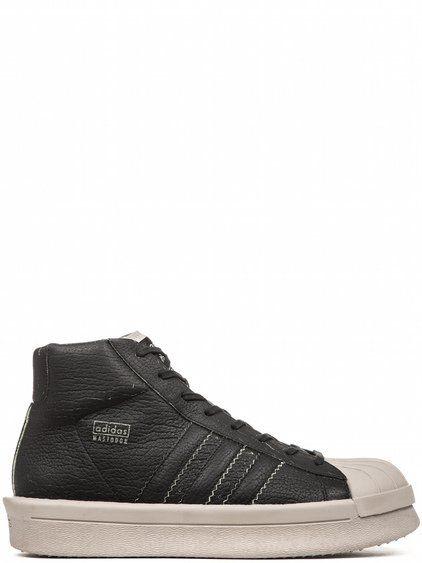 Rick owens fw16 mastodonte fuori pista adidas modello scarpe da ginnastica in pro -