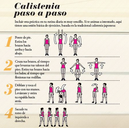 Pin By Maria Silva On Ejercicios De Calentamiento Calisthenics Workout Exercise