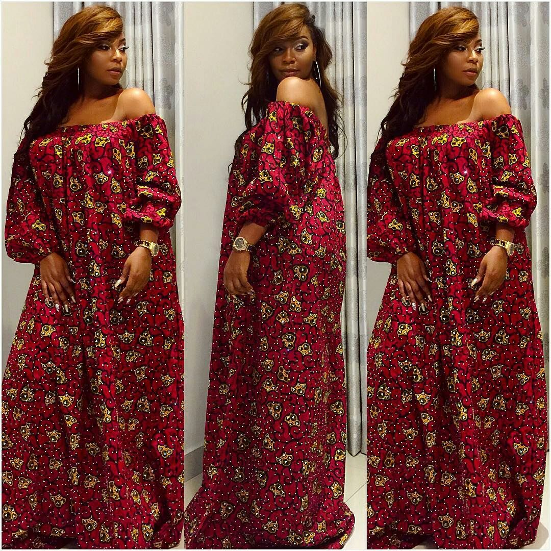 Ghana lace dress styles  If you are that kind of person that loves Ankara print just like us