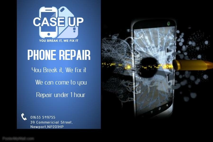 Caseup Mobile Repair Newport Just Visited Our Website And Book It And We Ll Come Out To You Or You Can Come To Us Caseup Newport Cardiff Mobile Phone Repair Phone