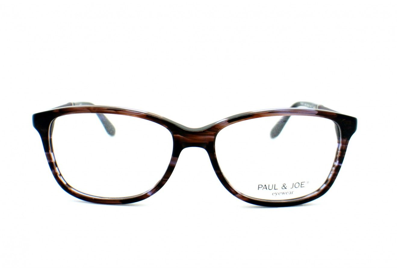 Lunettes de vue pour femme PAUL AND JOE Violet FAUVE 11 LIBR 52 16 ... 7ef0c4154680