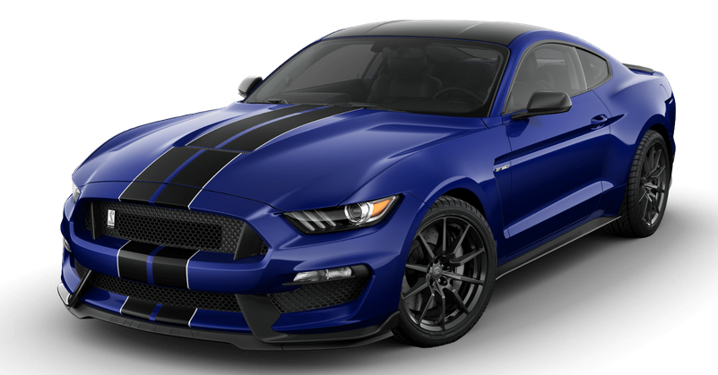 My Car On Order 2016 Mustang Shelby Gt350 In Deep Impact Blue Mustang Shelby Ford Mustang Shelby Ford Mustang