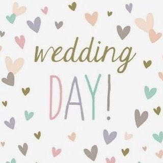 Happy Wedding Day We At Absolute Bridal Are Soooo Excited For Our Brides Today Congratulations Wedding Day Wishes Wedding Wishes Quotes Wedding Day Quotes