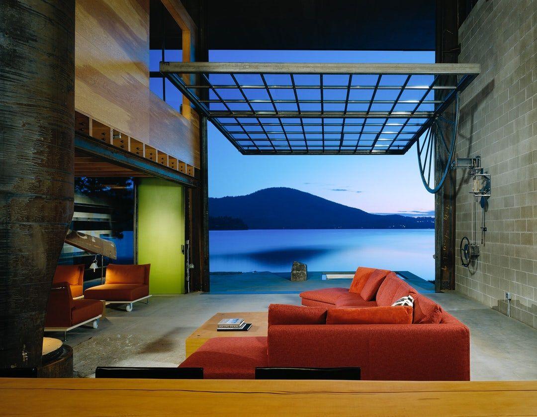 Architectural Details: Olson Kundig's Most Beautiful Door - Architizer