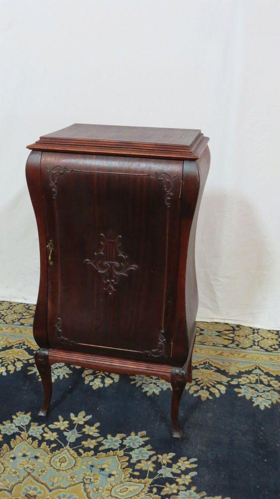 Antique Music Cabinet Mahogany - Antique Music Cabinet Mahogany Music Sheet Cabinet Pinterest