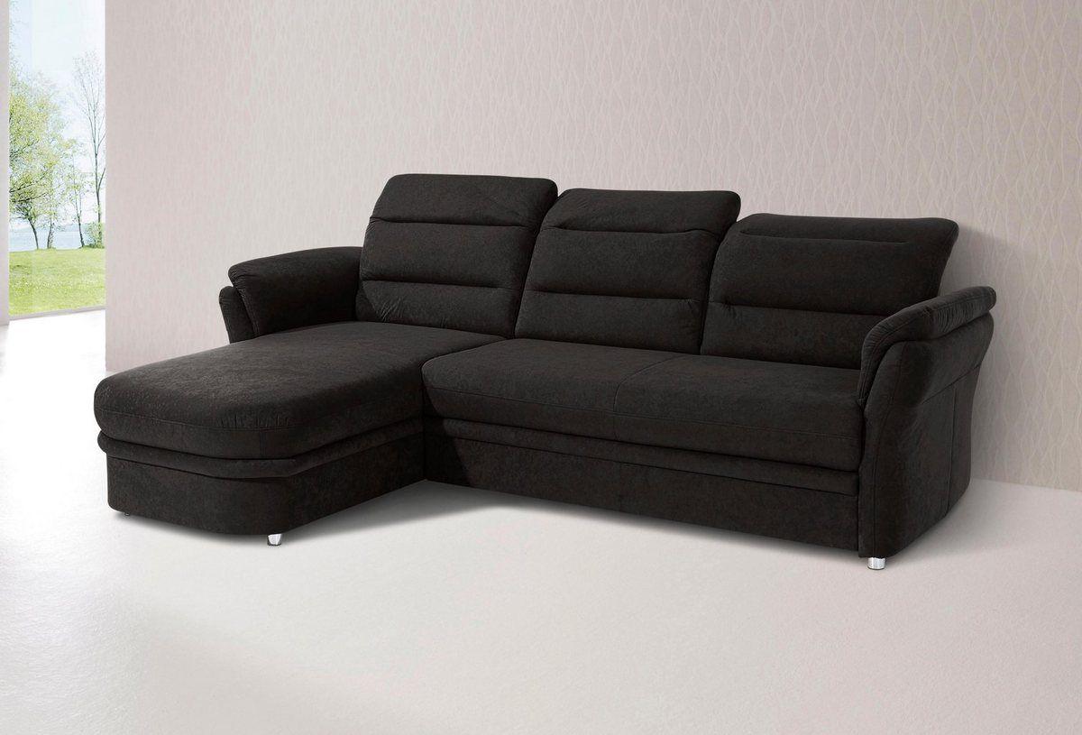 Raum Id Ecksofa Mit Recamiere Inklusive Federkern Online Kaufen Ecksofas Sofa Und Recamiere