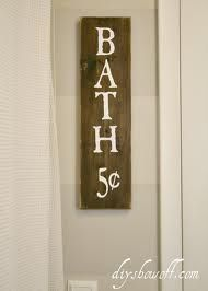 How To Make A Diy Distressed Painted Wood Plank Sign Diy Wood Signs Distressing Painted Wood Barn Wood Signs