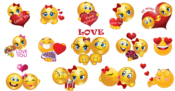Love Smileys Facebook Symbols Radost Pinterest Smileys