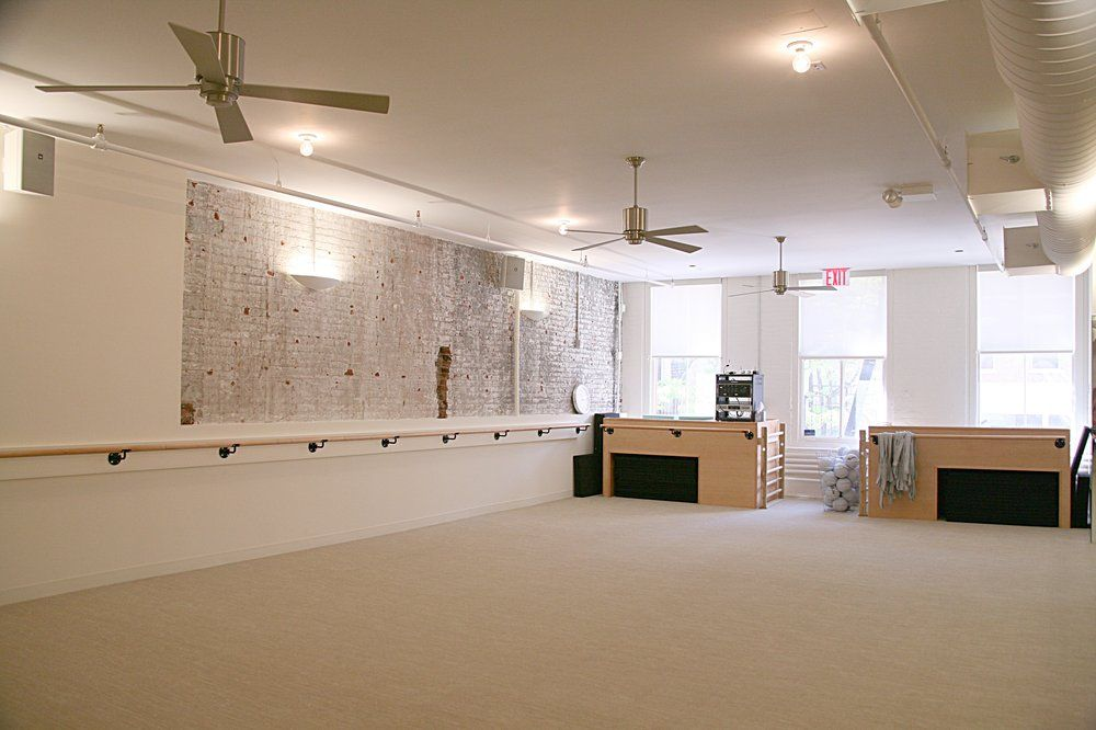 The Bar Method - New York, NY, United States. Studio B