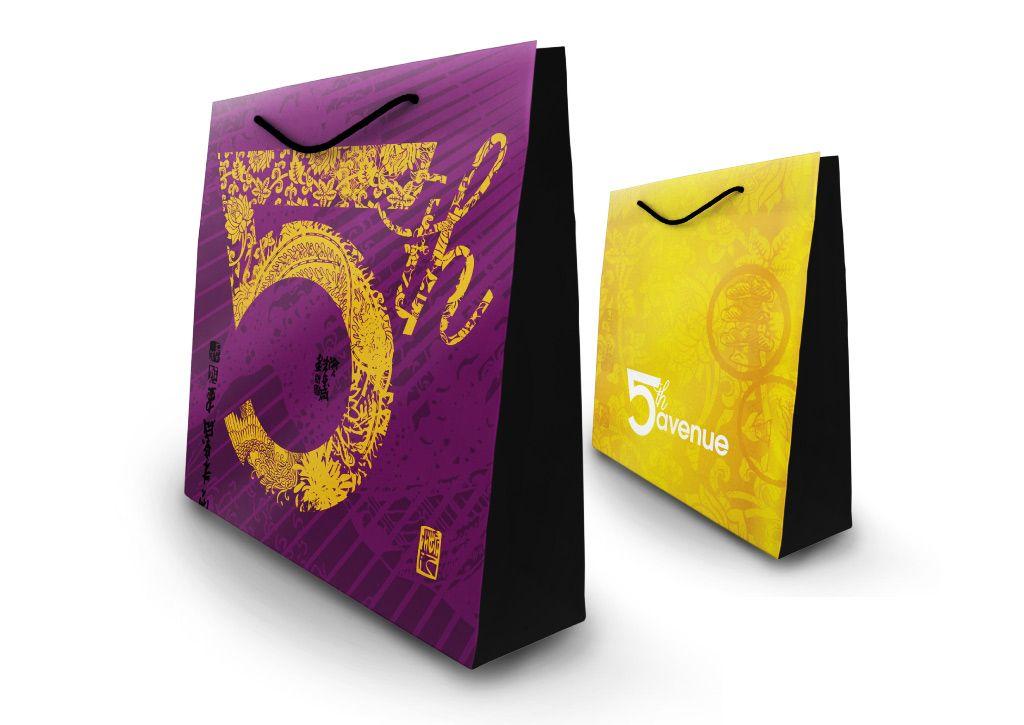 5th Avenue - Shopping bags
