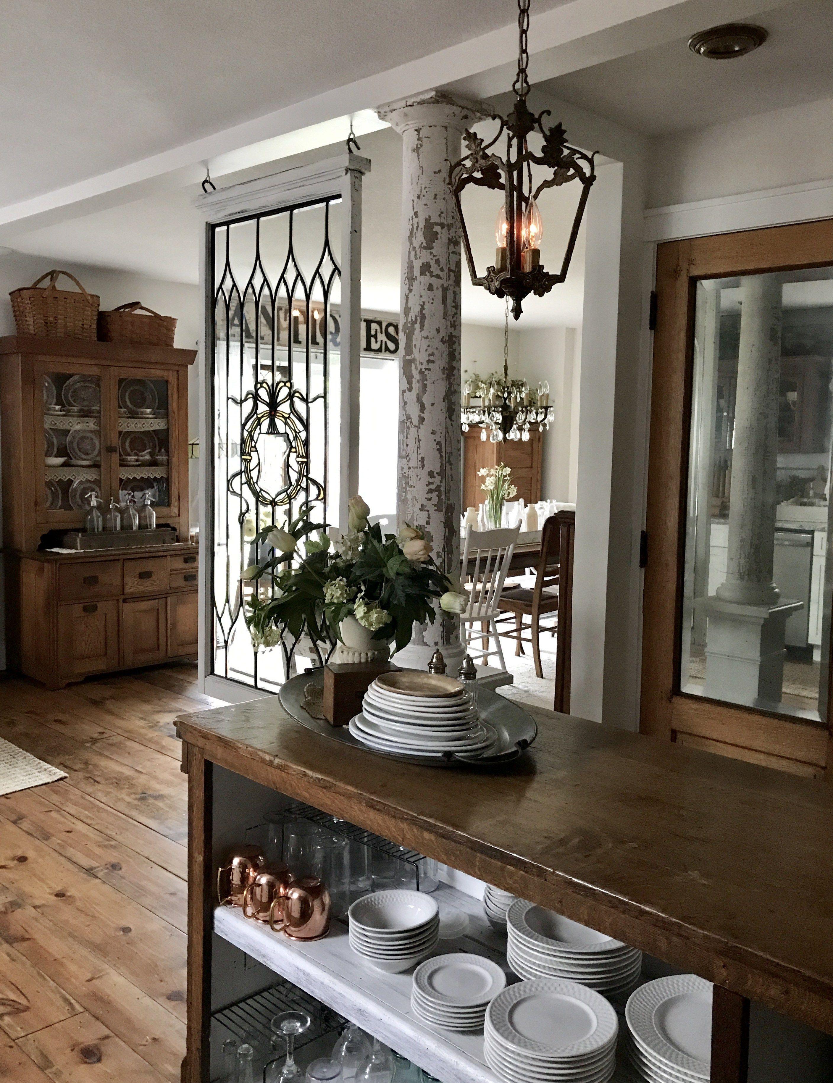 Kitchen Reveal | Shabby chic kitchen, Shabby chic kitchen ...