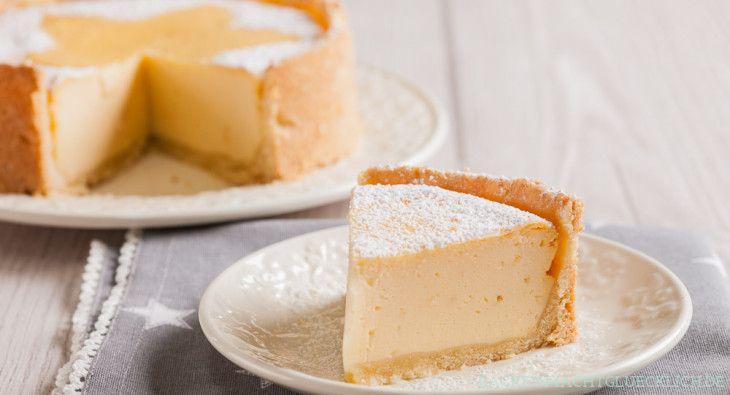 Klassischer Käsekuchen mit Mürbteig Recipe Cheesecakes, Kuchen - chefkoch käsekuchen muffins