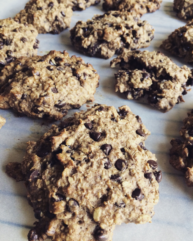 Healthy Vegan Breakfast Cookies Recipe Breakfast Cookies Vegan Breakfast Baking