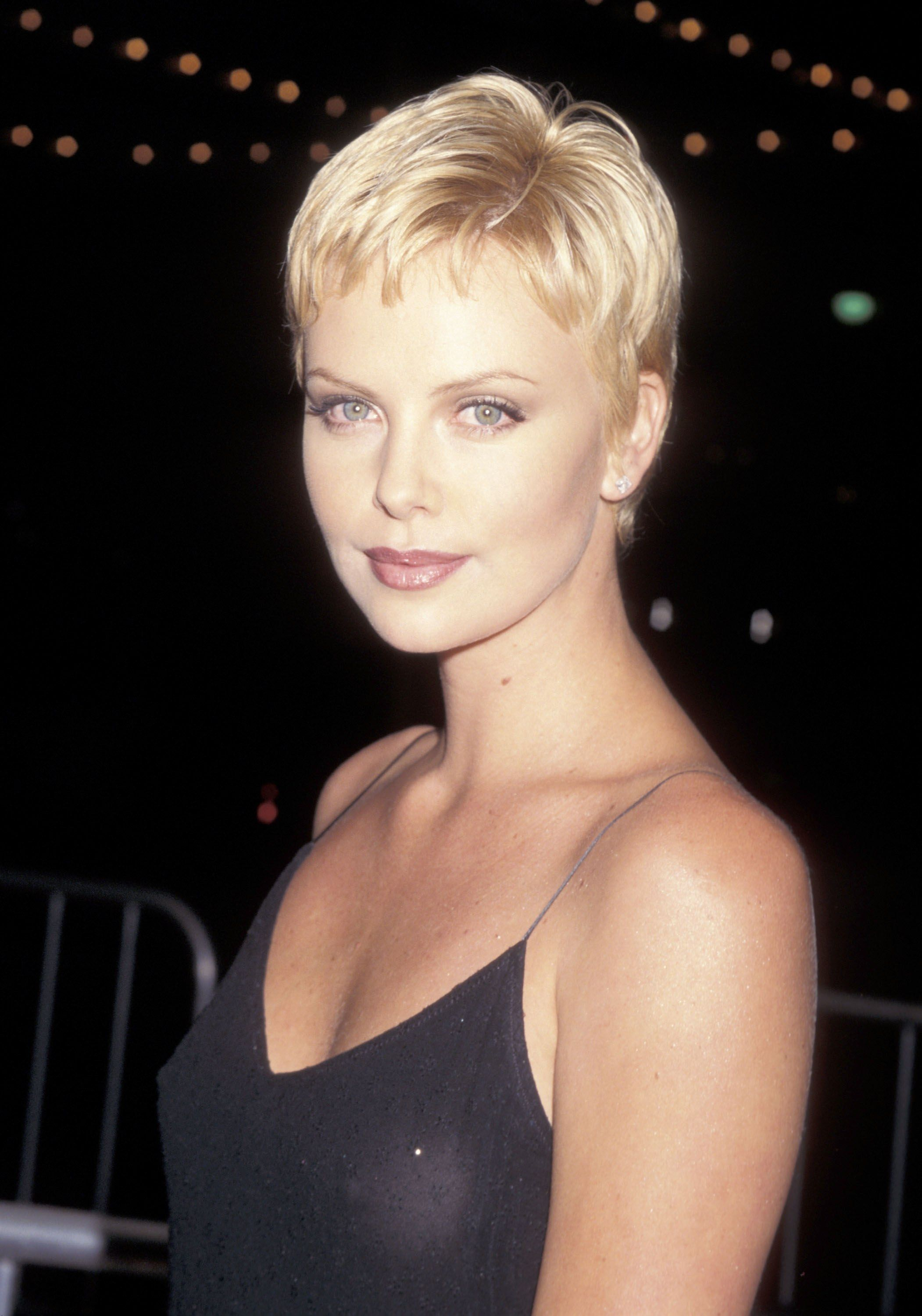 A Celebration of Charlize Theron's Ever-Changing H