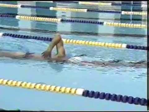 LongAxisSwimming 수영강좌자유형,배영) - YouTube