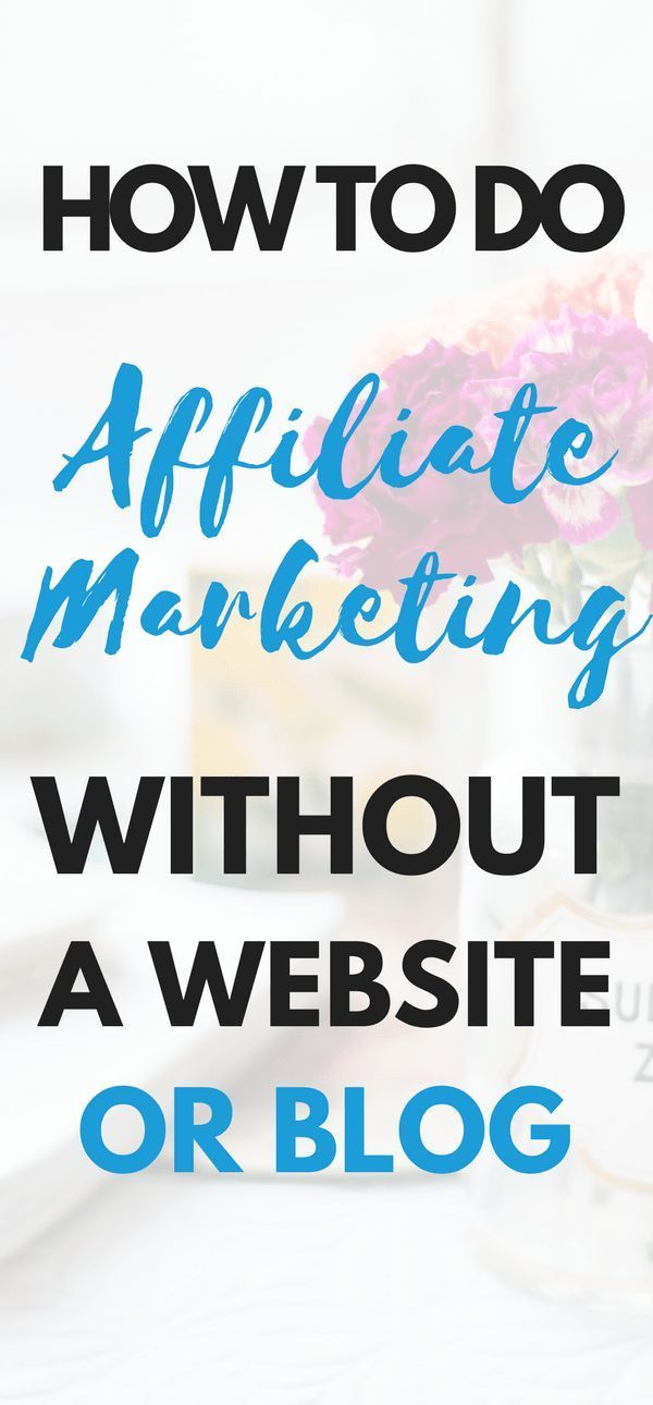 How to make money online without a blog and how to make money online without a website. You may want to do affiliate marketing without a blog, well this post will show you exactly how you can do that. I outline many different ways to get started. You just have to choose one. Good luck with your affiliate marketing journey