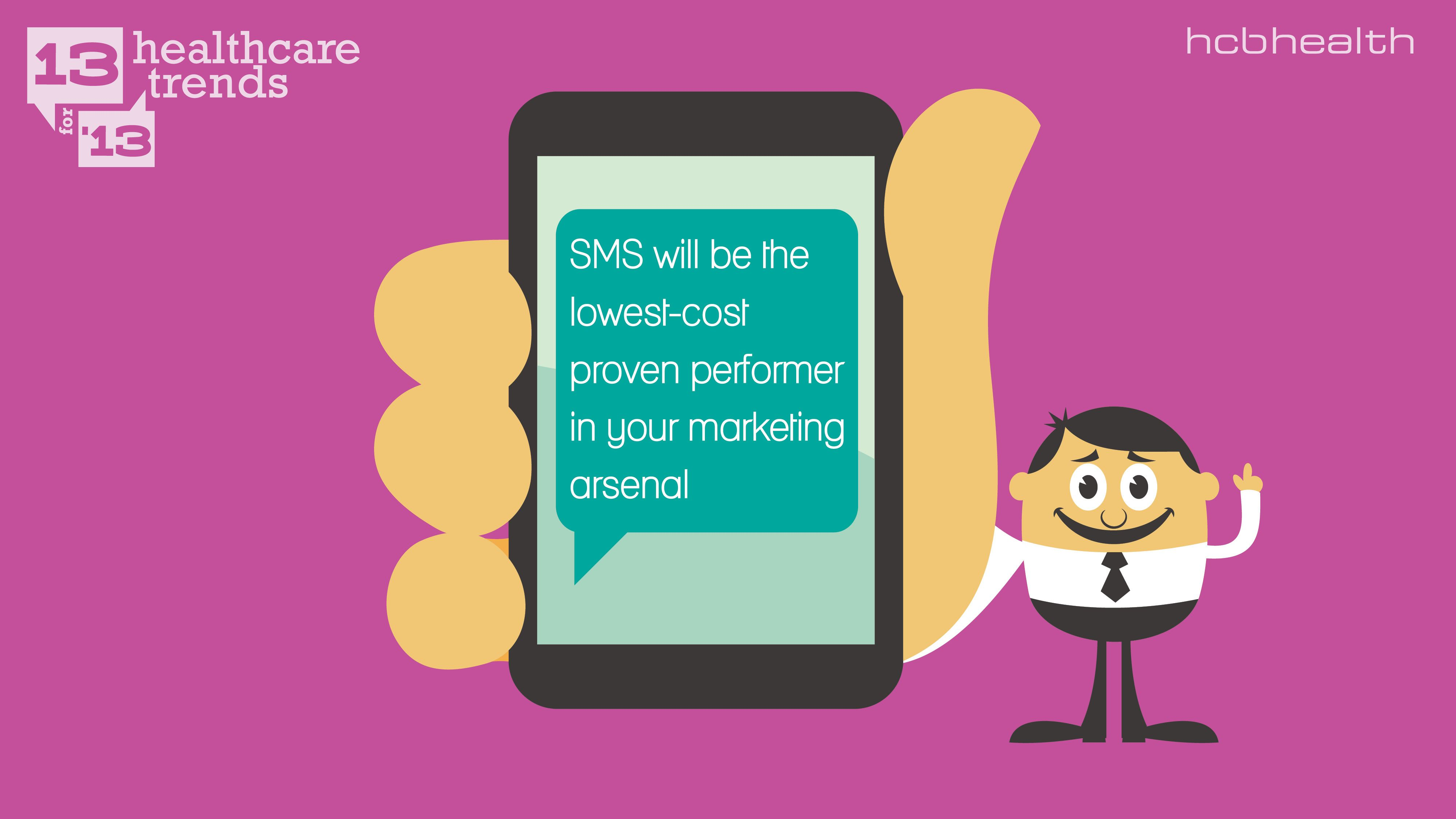 Sms Will Be The Lowest Cost Proven Performer In Your Marketing Arsenal Life Changes Marketing Services Marketing