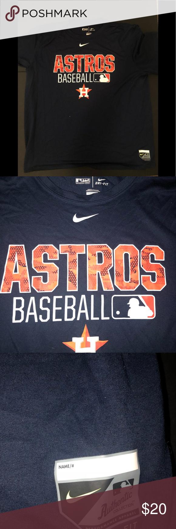 Nike Dri Fit Houston Astro Mlb Blue T Shirt 81 Blue Tshirt Nike Dri Fit Nike Shirts [ 1740 x 580 Pixel ]