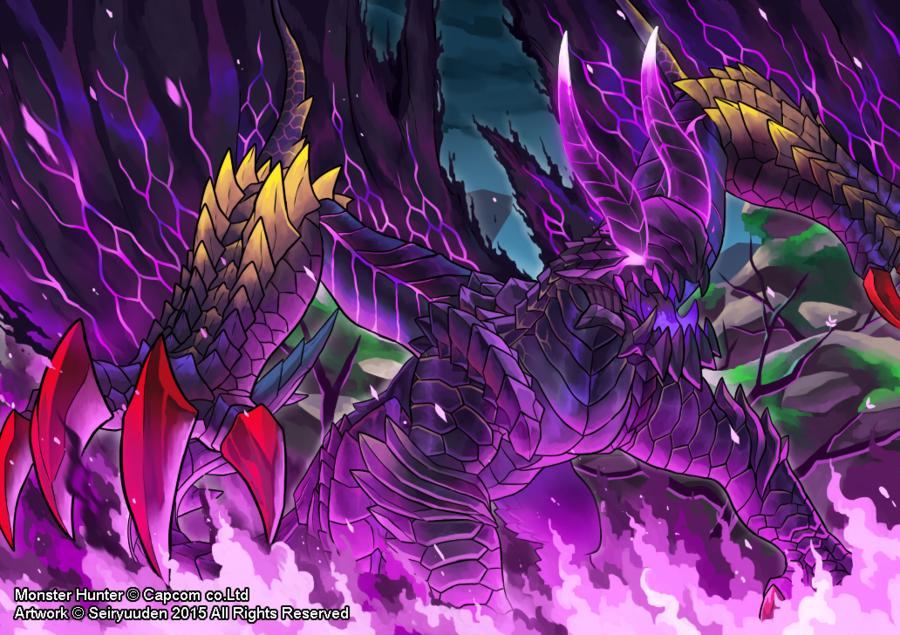 Gore Magala by seiryuuden on DeviantArt | Monster Hunter in