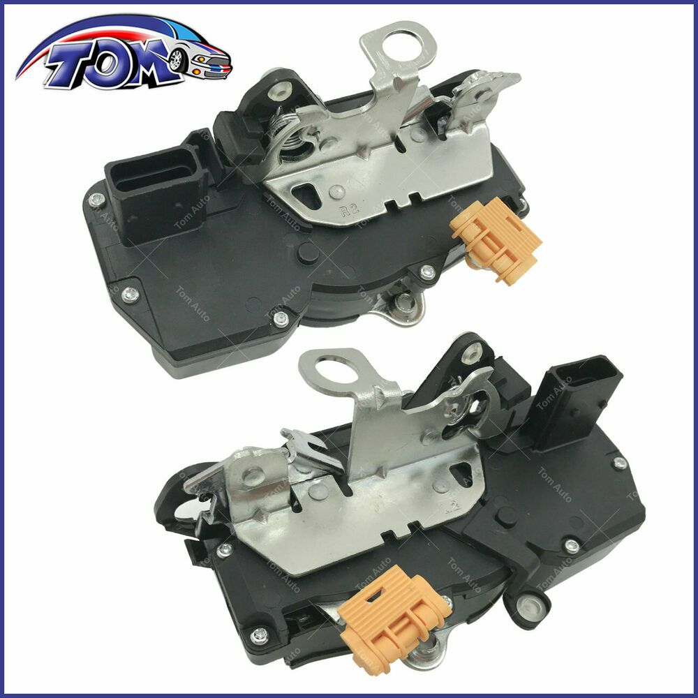 Door Lock Actuator Motor Front Left Right For Chevrolet Cobalt Cobalt Pontiac Chevrolet Cobalt Chevrolet Pontiac
