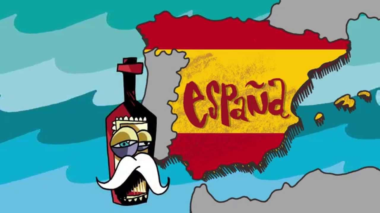 Explaining Wines From Spain Aging Red Wines Wine From Spain Wines Spanish Wine Labels