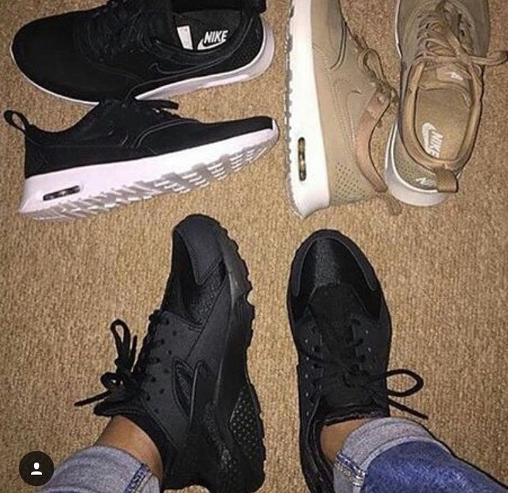 cdf1d97d7e2d Nike running shoes (top two are Air Max