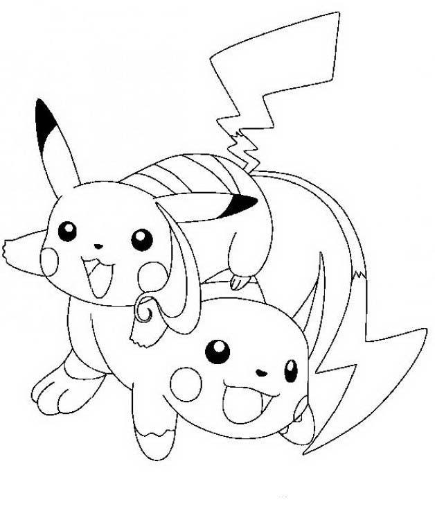 Disegni Da Colorare Pokemon 99 Pokemon Disegni Da Colorare Libri Da Colorare