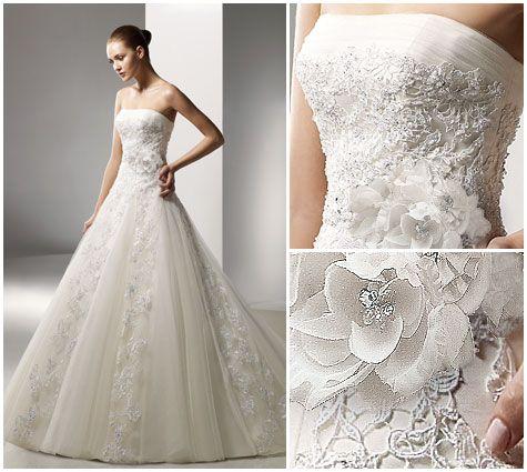 Stunnign Wedding Dress Benjamin Roberts Available At Truly Beautiful Guisborough 01287