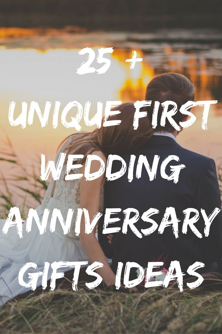 best first wedding anniversary gift for wife