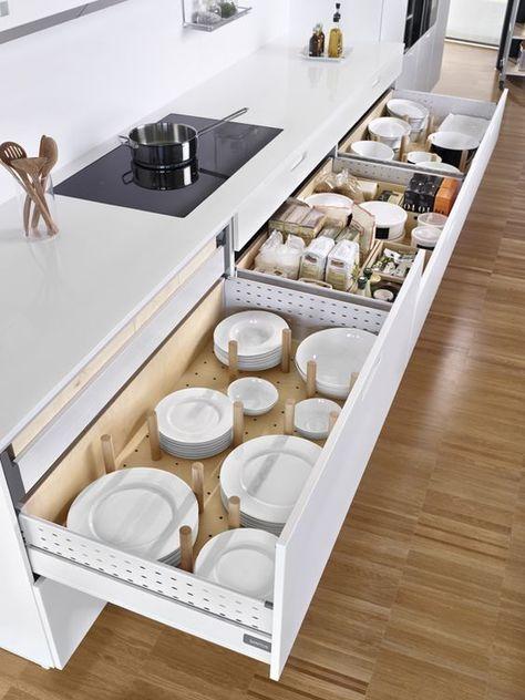 5 trucos imprescindibles para tener ordenada tu cocina - Trucos para tener la casa ordenada ...
