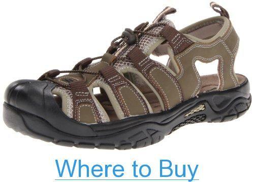 Skechers Men's Journeyman Safaris River Sandal   River sandals