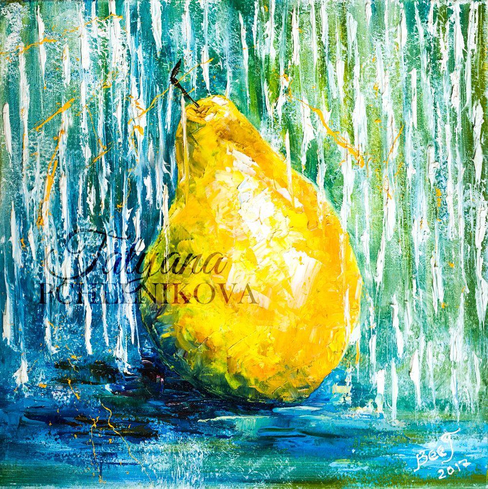 Original oil painting Canvas art Housewarming gift Modern wall art ...