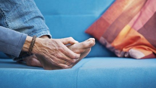 how to get rid of arthritis pain in feet