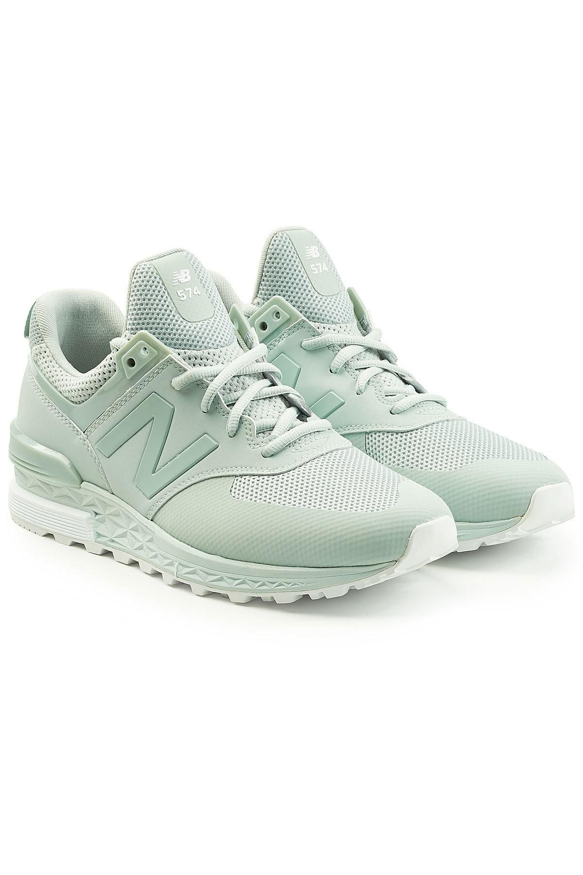 new balance sneakers wit