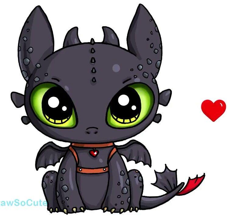 Toothless Tandloos Dragon Draak Dibujos Kawaii Dibujos Kawaii De Animales Dibujos Animados Kawaii