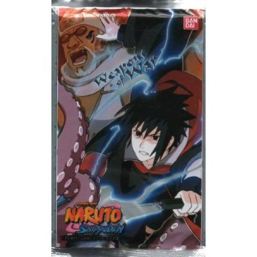 9 cards in a pack NARUTO SHIPPUDEN COLLECTIBLE CARD GAME FORETOLD PROPHECY