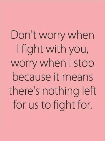 So is it sad that I don\'t want to fight for education; I just want ...