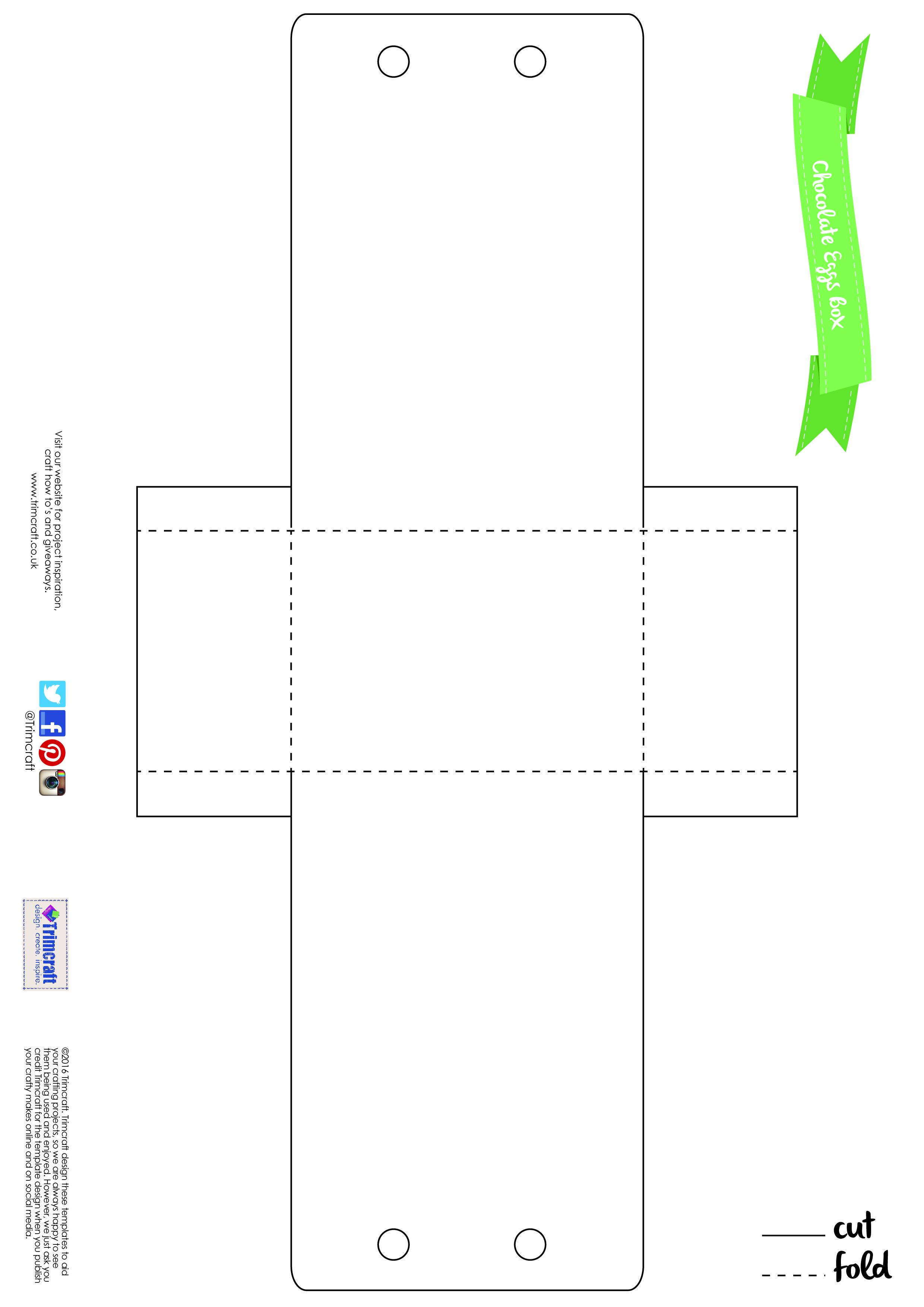 Chocolateeggsboxg jpeg 2480 3508 diy easter gift box tutorial with free template negle Gallery