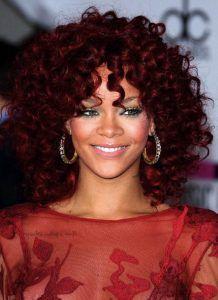 2017 Trendige Frisuren: Rihanna | Trend Haare