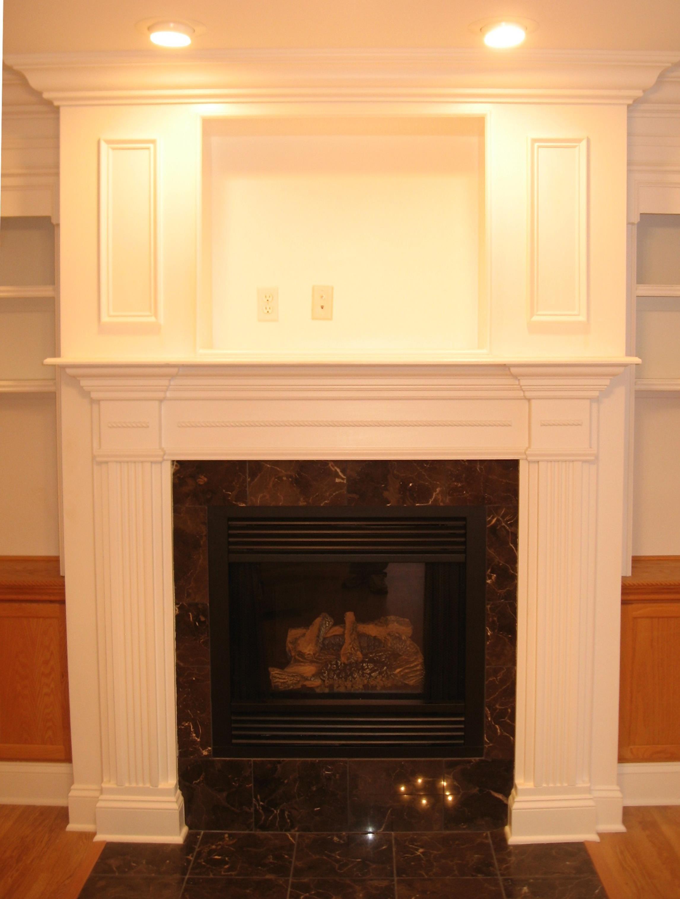 Fireplace surround ideas 23 modern fireplace corner gas