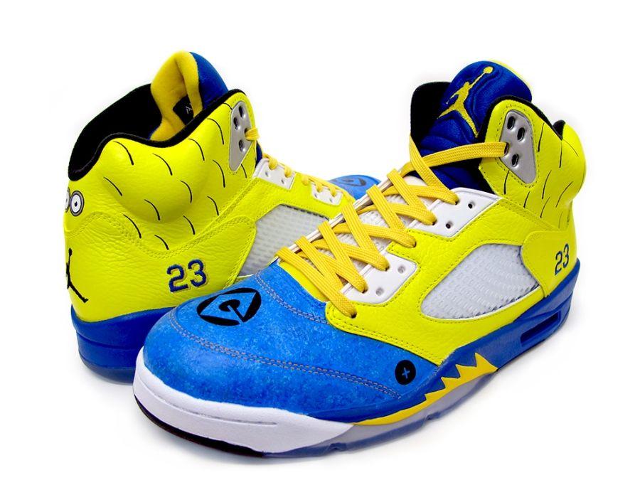 """Air Jordan 5 """"Minion"""""""