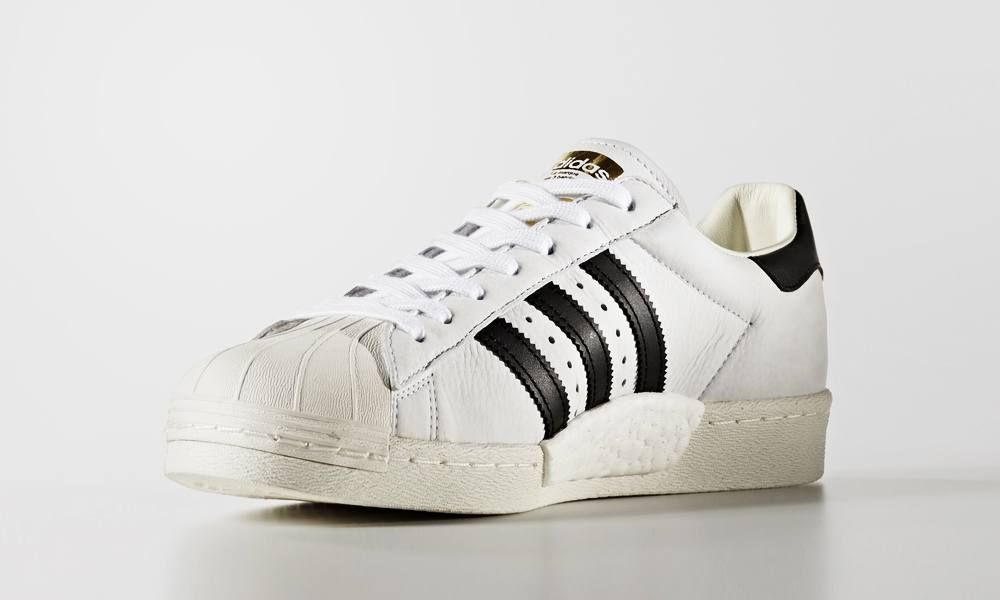868ae5b4ef92 adidas Superstars Get the Boost Makeover