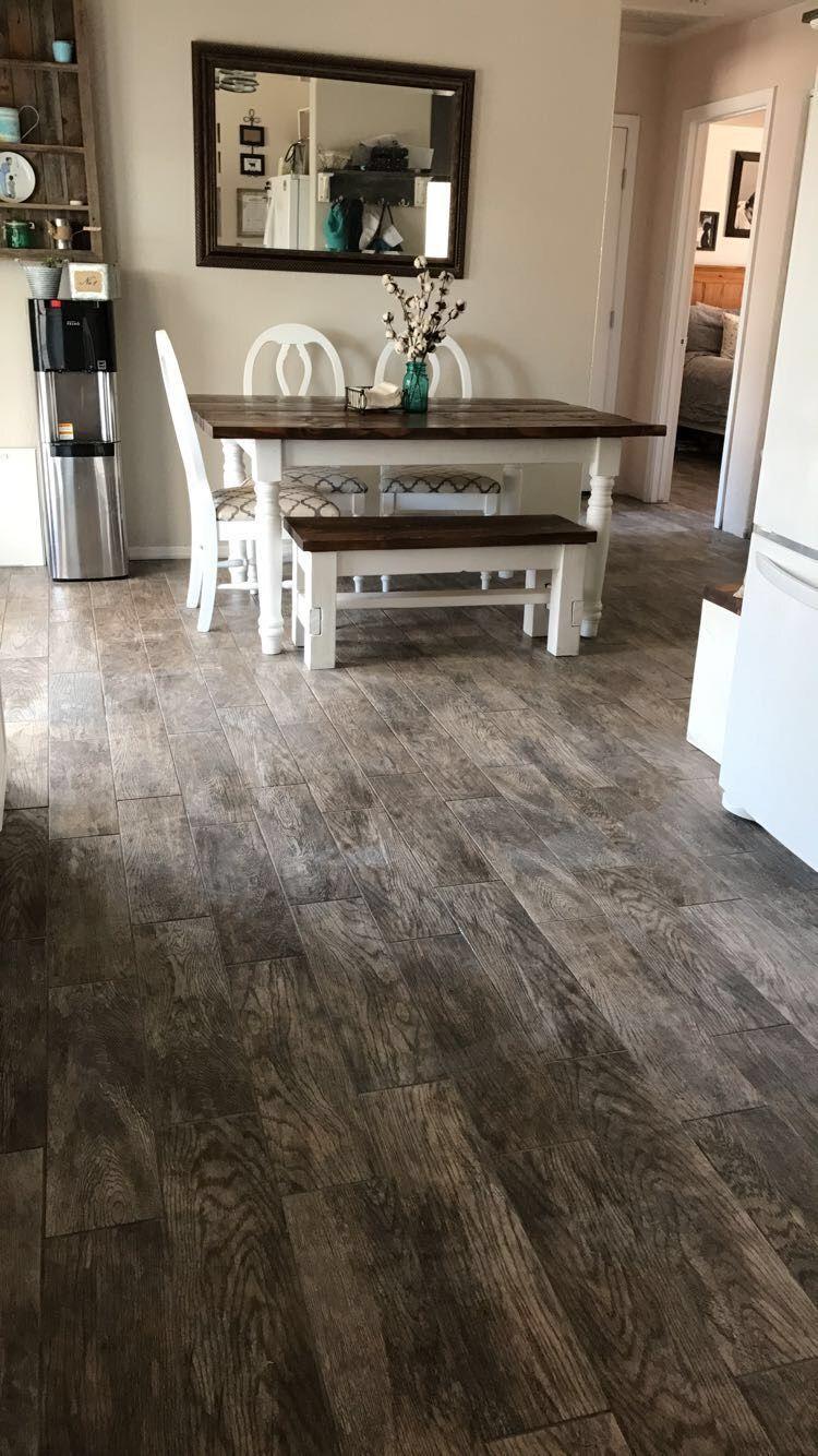 MONTAGNA Rustic Bay Tile Rustic flooring, Rustic tile
