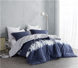 College Dorm Rooms · Navy Blur Twin XL Comforter Set Part 54