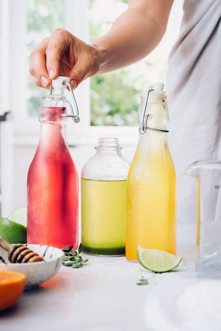 Make Your Own Homemade Gatorade + 7 Flavor Ideas