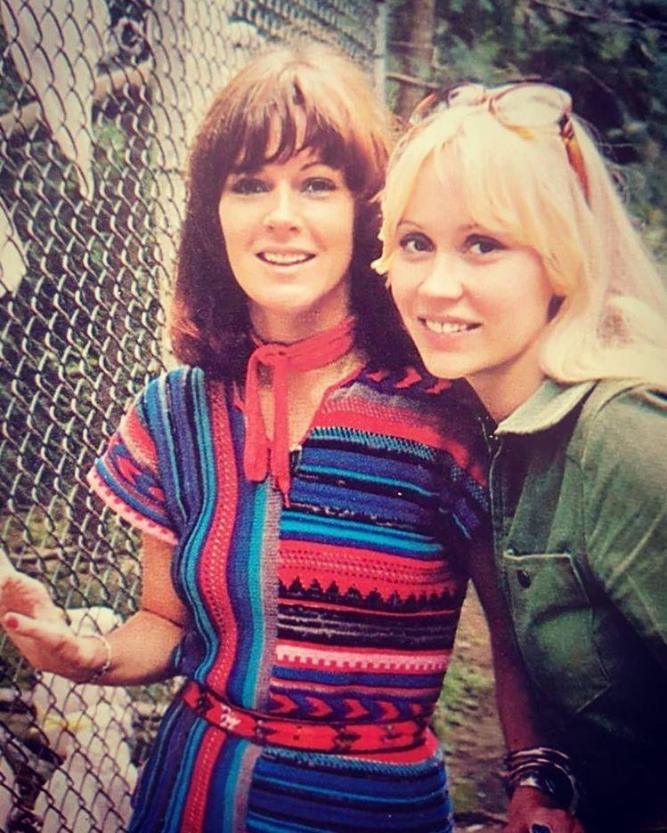 Pin by Josie on ABBA Abba, Female singers, fältskog