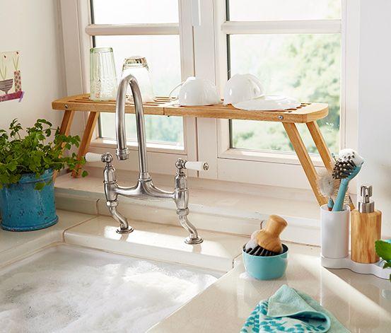 Küchen-Ablage-Regal Küche Pinterest - regale für küche