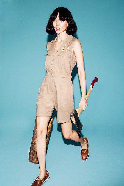 Rachel Antonoff, Look #1