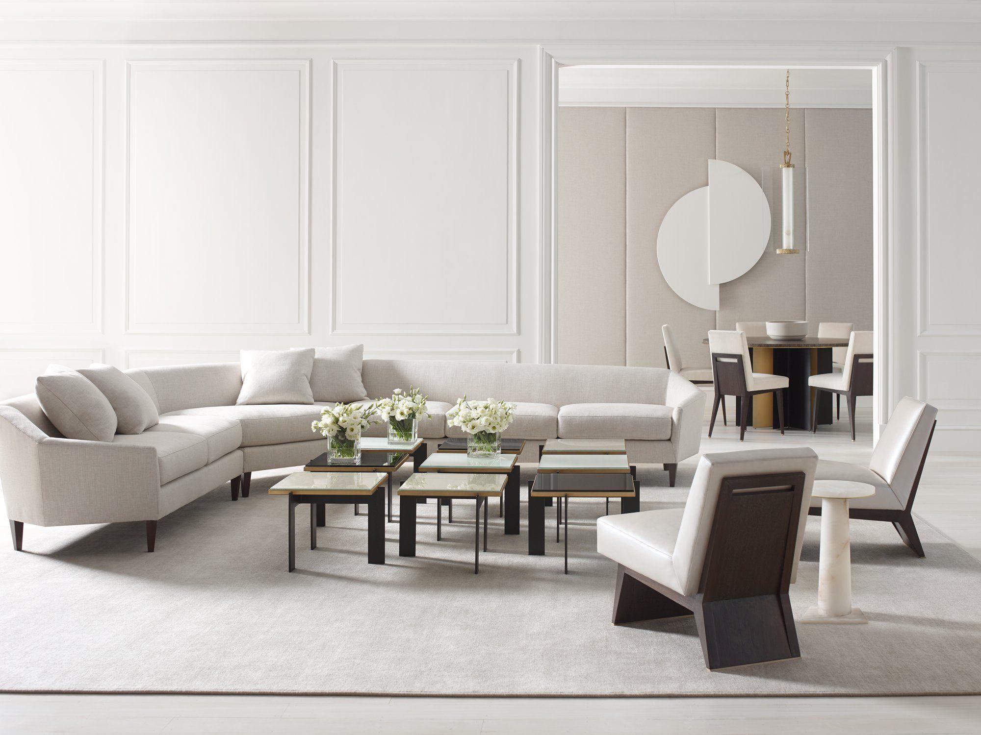 Thomas Pheasant For Baker Furniture Modern Furniture Living Room Baker Furniture Neoclassical Interior