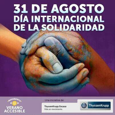 Día Internacional de la Soliralidad